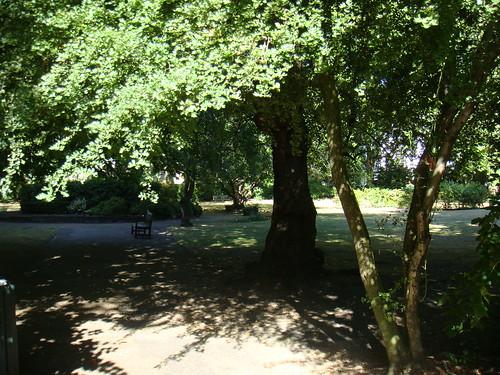 Jardín privado en Chelsea
