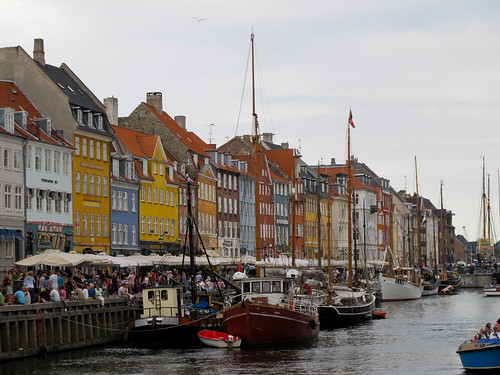 The Old Harbor - Copenhagen, Denmark