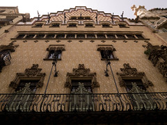 SB700035.jpg (Keith Levit) Tags: barcelona windows building window architecture buildings photography spain exterior balcony fineart wroughtiron creative balconies dwellings exteriors dwelling levit faade keithlevit keithlevitphotography architerctural