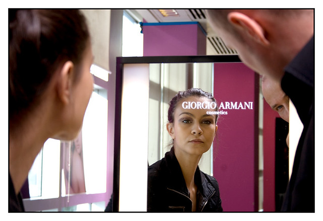 Giorgio Armani - IDOLE Parfume Launch