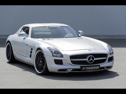 2011 Hamann Mercedes-Benz SLS AMG Pictures
