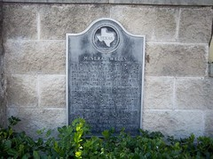 Mineral Wells, Texas Historical Marker
