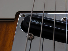 203/365 (lordofcondo) Tags: macro d50 nikon guitar pickup fender 365 electricguitar telecaster dimarzio 1855ii