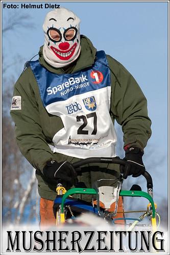 Finnmarkslopet 2010: 27. Øyvind Nordahl Næss