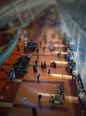 Haneda Airport (Nam2@7676) Tags: dof bokeh 日本 東京 nam2 7676 nam2at7676 nam27676 中村康就 tiltshiftgem