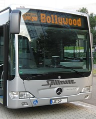 Busing to Bollywood