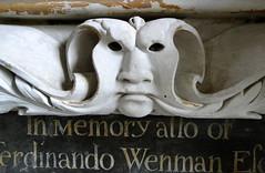 Twyford, Buckinghamshire (Sheepdog Rex) Tags: twyford monuments greenman churchoftheassumption