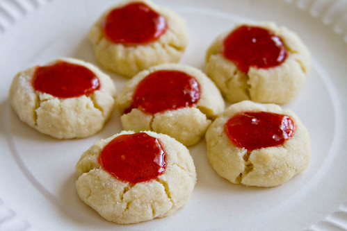 Thumbprint Cookies - 5