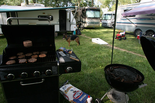 Grilling and Camping