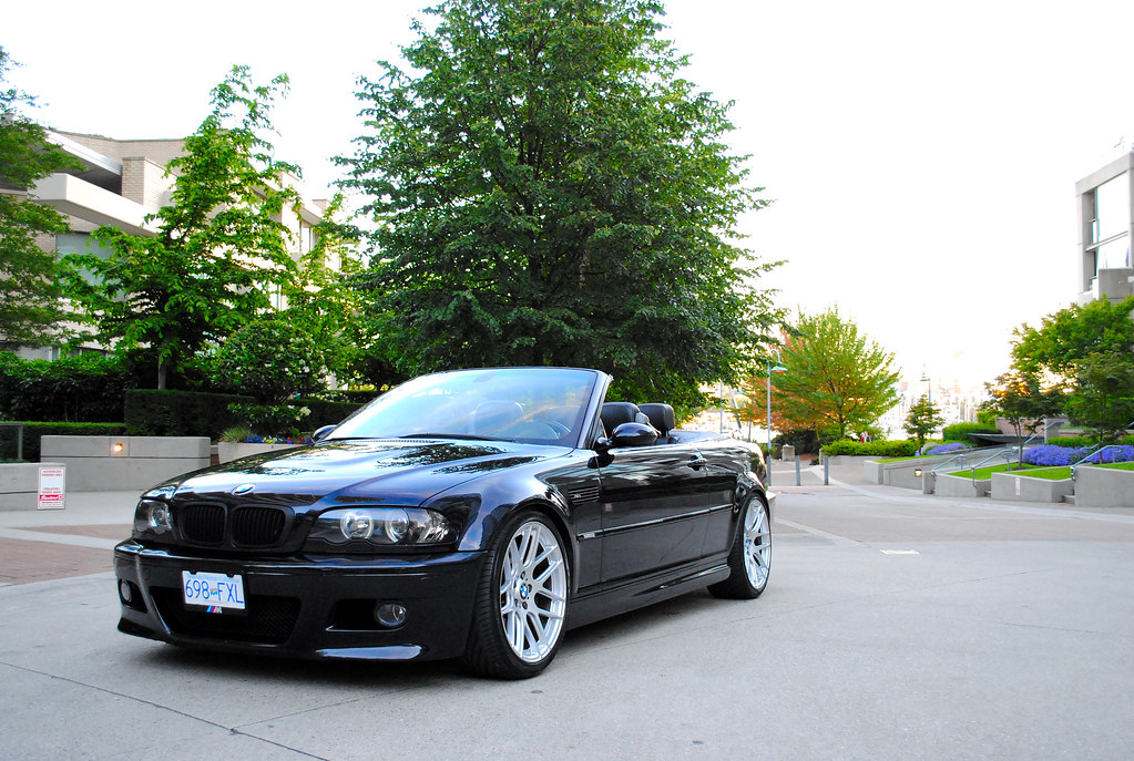 The Quot Passion Quot Build Carbon Black Two Tone E46 M3 E46fanatics