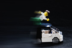 Larry Lego goes phoon surfing (tootdood) Tags: lego canon20d surfing larry phoon hcs clichesaturday