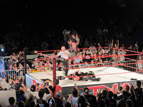 Monster's Ball: Jeff Hardy vs. Abyss