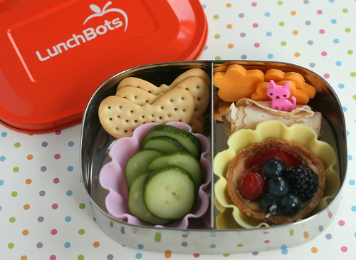 Lunchbots bento snack