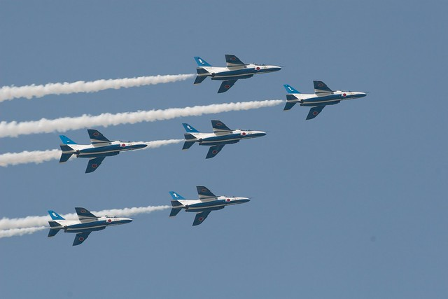 T-4 Blue Impluse
