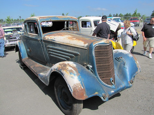 1934 Dodge for Sale Craigslist submited images.