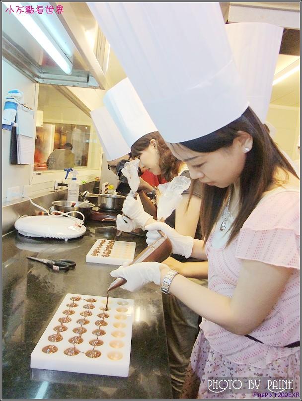 巧克力雲莊DIY1