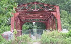 Abandoned Bridge (blazer8696) Tags: road bridge ny newyork abandoned canon that was is google earth plum powershot reservoir stuff brook katonah popular googleearth muscoot somers 2010 goldensbridge img0928 plumbrook bridgestunnels t2010 stuffthatwas sx120
