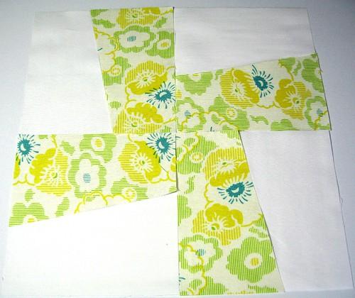 Wonky Pinwheel Quilt (1)
