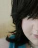 self-portrait (kachni) Tags: portrait selfportrait eye girl blackhair ishotmyself