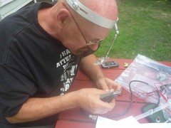 Brother Dan splicing cable
