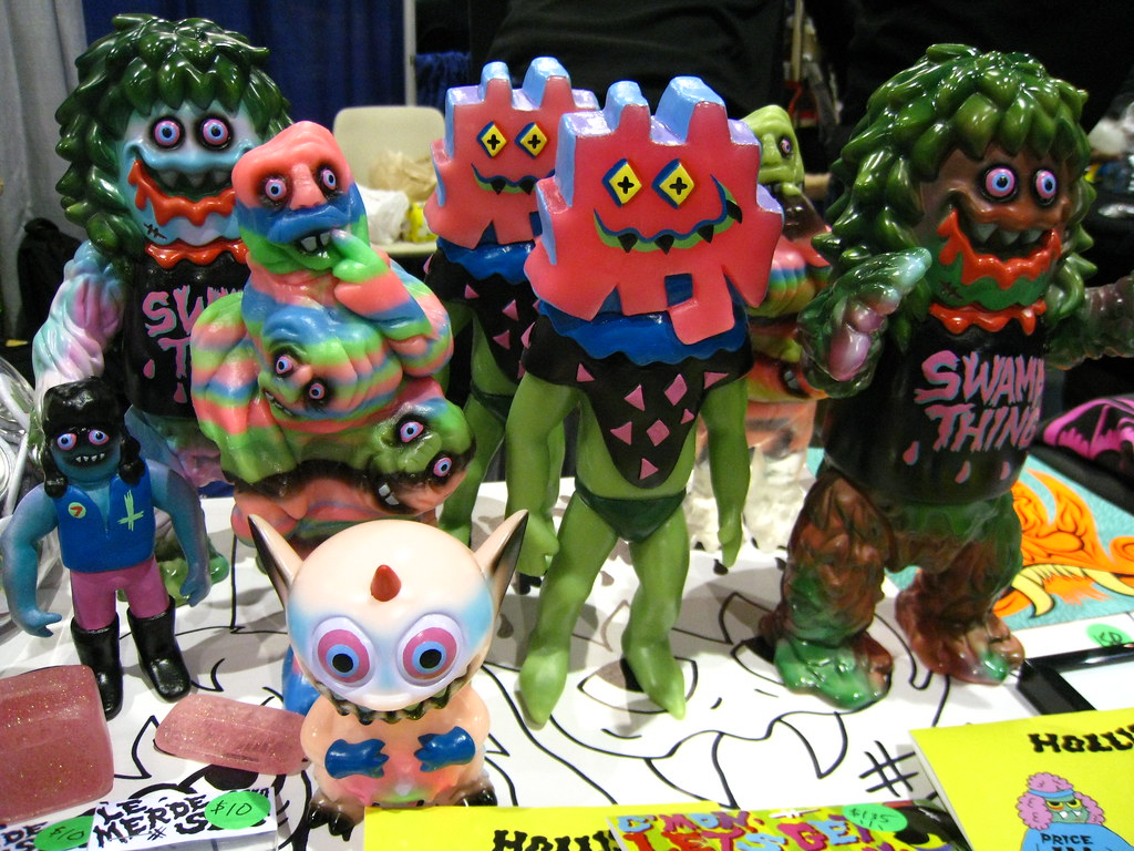 Grasshut at SDCC 2010