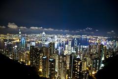 Hong Kong million dollar view