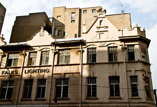 Jozi walkabout - Falks Lighting