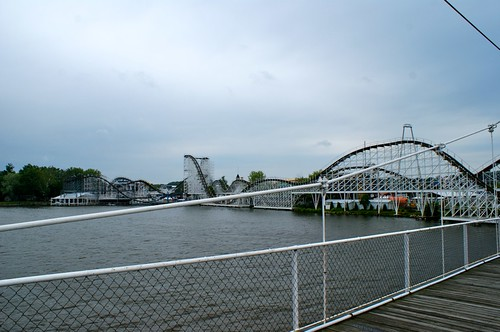 Indiana Beach Side View
