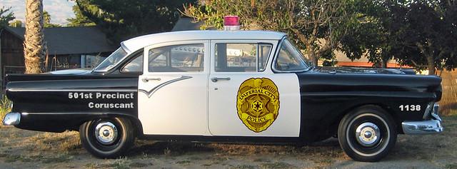 Imperial Cop Car