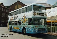 1970, SVL 180W, Bristol VR (1), ECW Body H43-31F, 1980 (t.1991) (Andy Reeve-Smith) Tags: lincolnshire roadcar bristolvr ecwbody