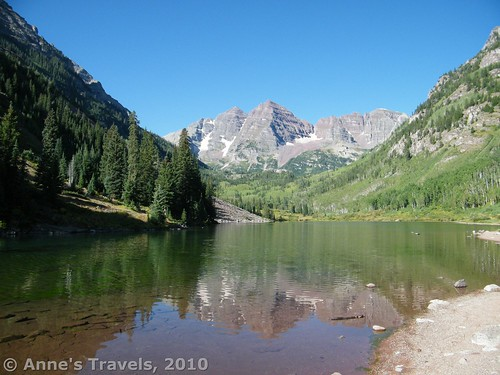 Maroon Bells Buckskin Pass Totally Awesome Anne S Travels
