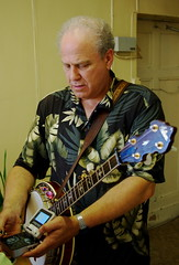 Pete Wernick (Dr. Banjo)