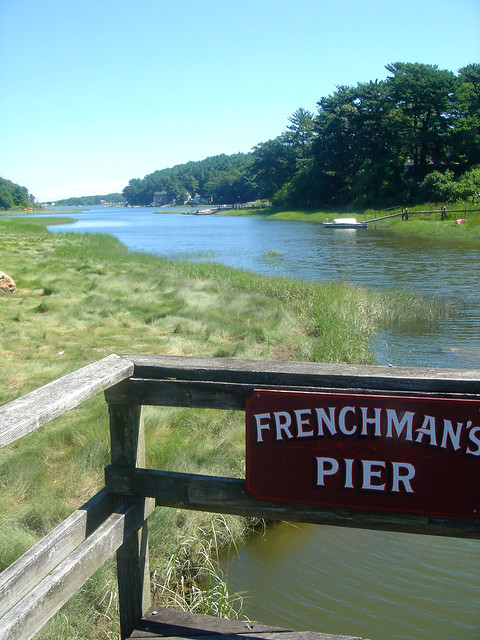 Frenchman's Pier