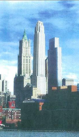 440 West 42nd Street At 10th Avenue 60 Story Tower By