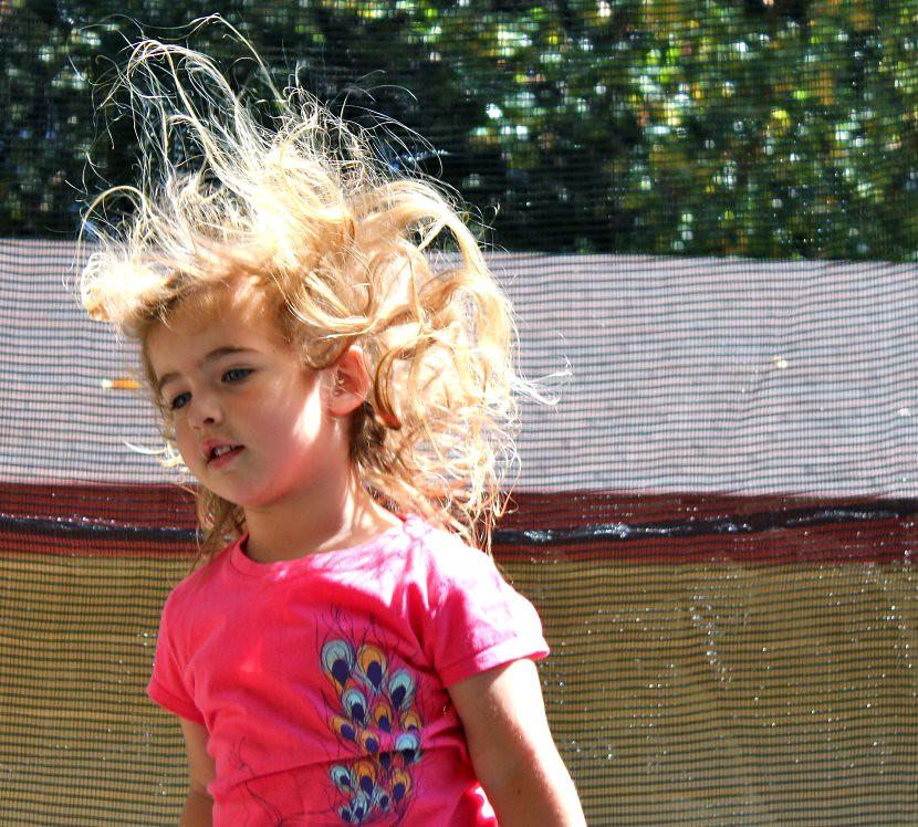 Trampoline Hair 2