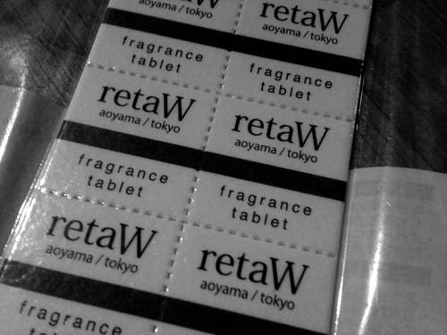 retaW aoyama/TOKYO