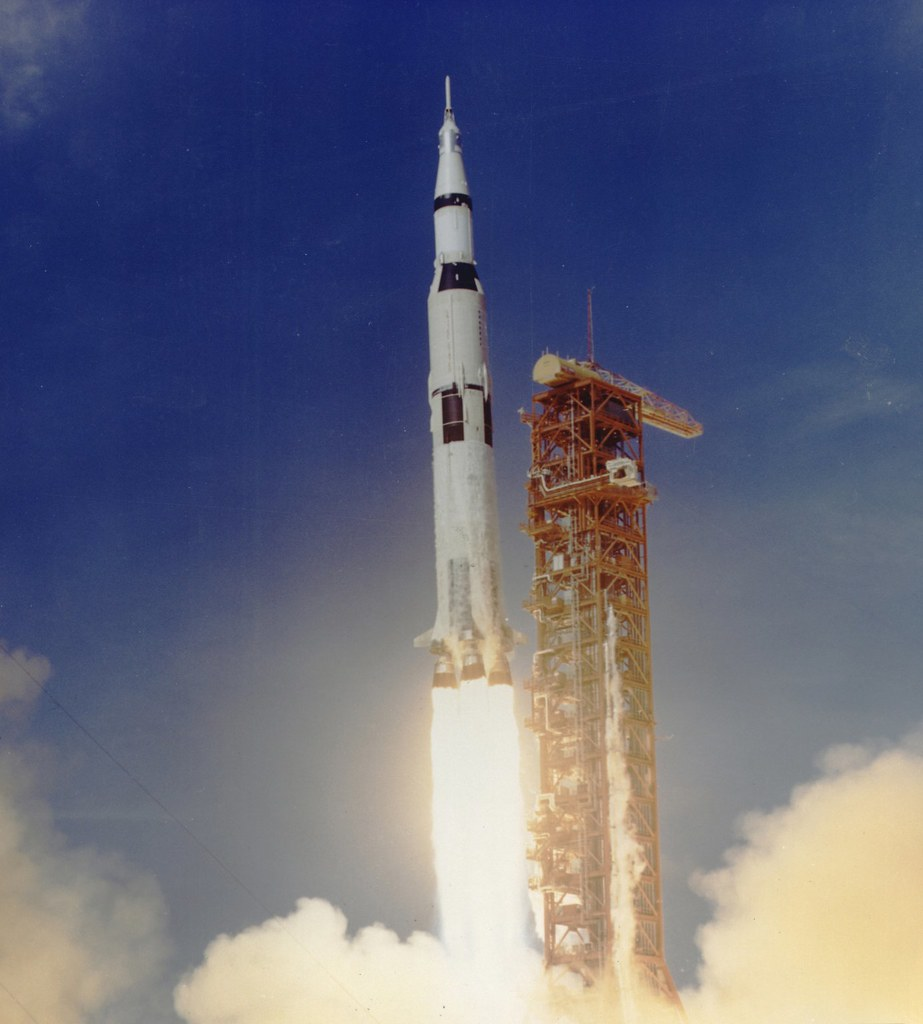Apollo 11 launch - Expanding your pet service business