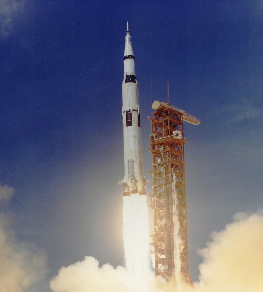 Apollo 11 launch - Expanding your pet service business