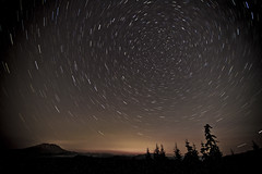 SolarGasm (Squid Vicious) Tags: stars washington mountsthelens nothernlights