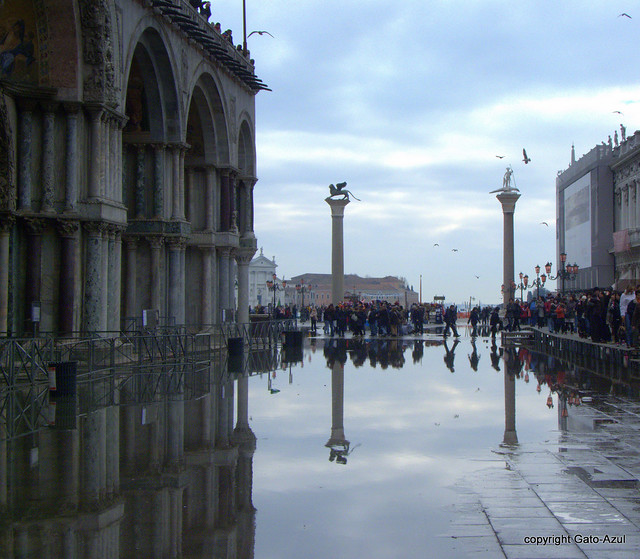 Acqua Alta On San Marco