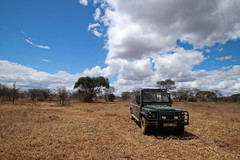 we're already there (fearfulsymmetry16) Tags: africa clouds landscape tanzania bush rover already there land were nationalgeographic