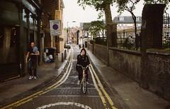 london ride (scott w. h. young) Tags: uk england london film bike 35mm nikon fuji ride united kingdom shoreditch pro fe2 800z athousandmovesaminute