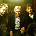 Dan Storey, Harrison Ford & Mark Storey