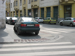 Budapest parking