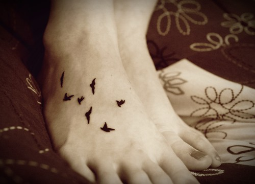 Blackbirds Tattoo 1 / HeatherJay