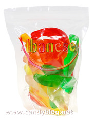 Albanese Gummi Fishes