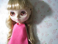Loane in pink