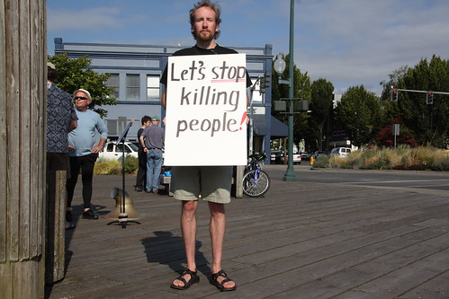 Let's Stop Killing People!