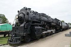 New York Central System Locomotive #3001 (SpeedyJR) Tags: museum indiana trains locomotives railroads railroadmuseum newyorkcentral elkhartindiana sonya330 speedyjr
