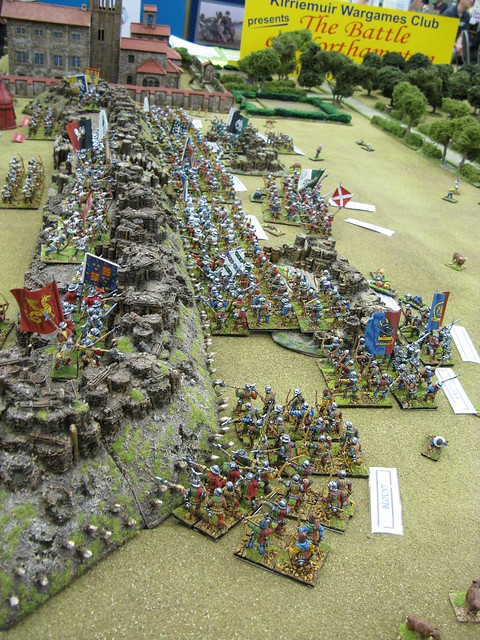 Battle of Northampton - Kirriemuir Wargamers (3)